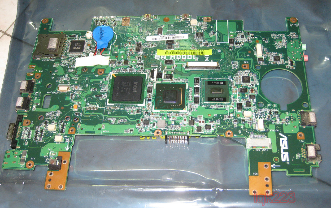 FOR ASUS Eee PC EEEPC 1000HE Laptop Motherboard