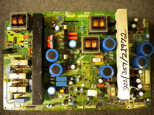 3122357 21972 PHILIPS PLASMA POWER SUPPLY BOARD