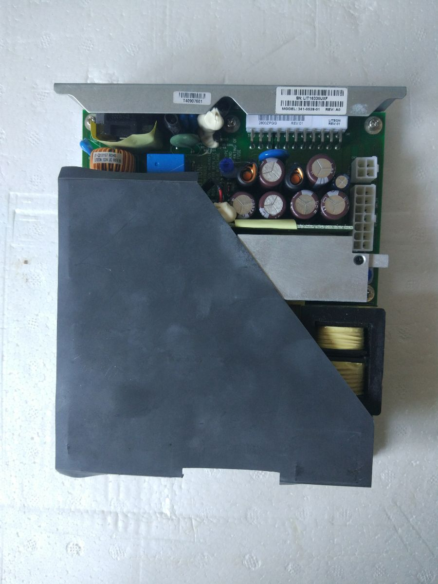 Original Cisco 341-0528-01 Power Supply For WS-C2960X-48LPS-L Switch