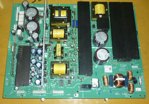LG 42V6 PSC10089E 3501V00180A Power Supply