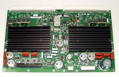 Hitachi FPF10R-YSS5007 Y-Main Board NA18100-5007