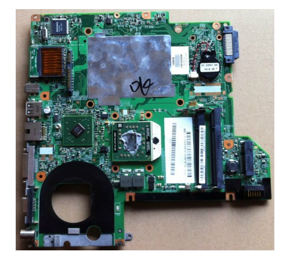 Laptop motherboard for HP DV2000 V3000 448596-001 intel 965PM