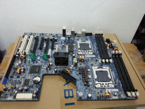 HP Z600 Workstation Motherboard Intel X58 461439-001 460840-002