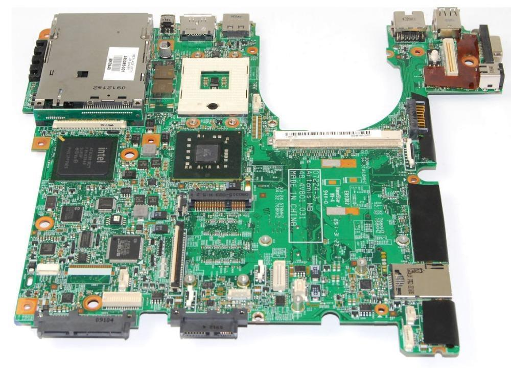500905-001 HP EliteBook 8530w 8530p motherboard systemboard