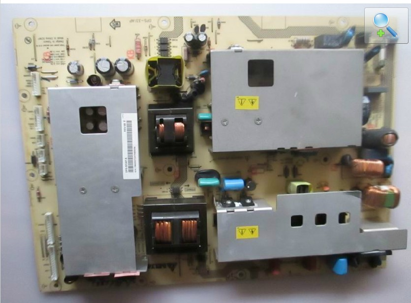 Philips 52PFL7432/93 LCD Power board DPS-331AP