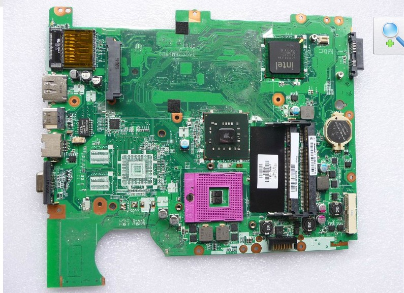 Laptop motherboard CQ61 CQ71 578052-001 for HP/COMPAQ