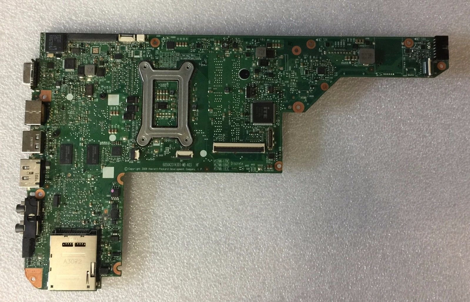 Intel ATI HD5450 DV3 611348-001 motherboard for HP motherboa