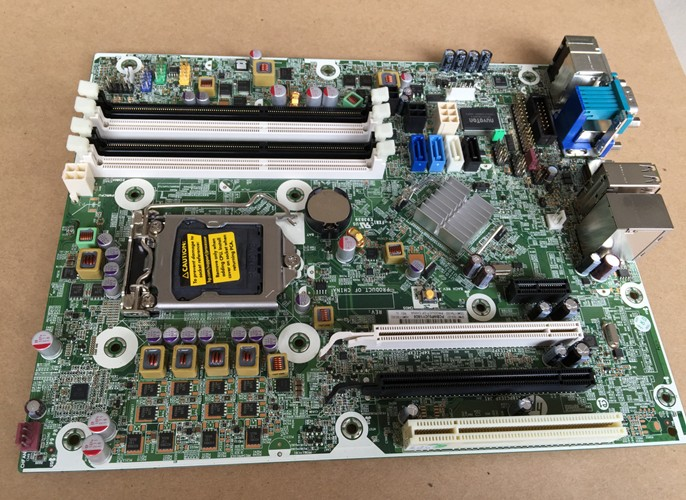 Hp Q67 Motherboard