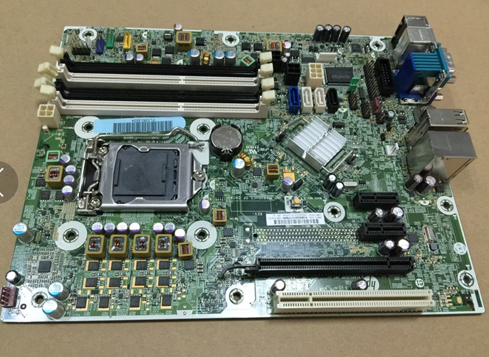 NEW HP 615114-001 6200 Pro SFF MT Intel Q65 Desktop Motherboard