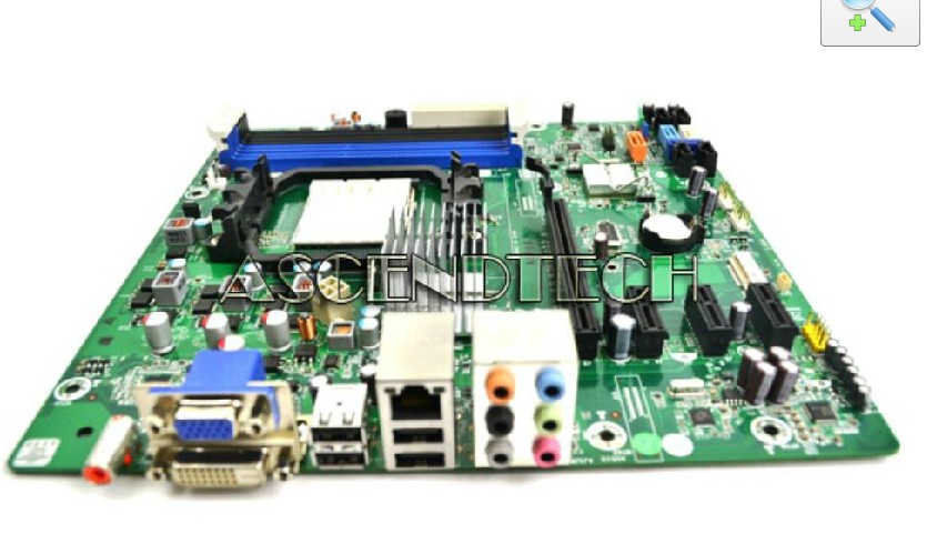 HP Alvorix RS880 Motherboard 620887-001