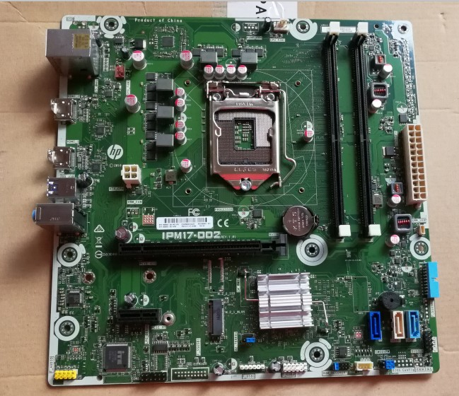 Original HP Envy 750 Series Intel LGA1151 Motherboard 862992-001 IPM17-D