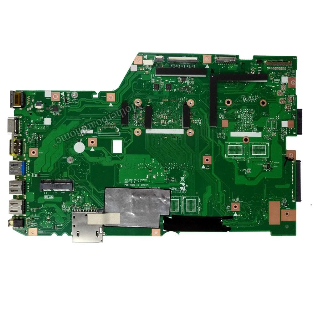 ASUS K751M K751MA X751MA Portable Motherboard X751MD With 2830U Main board