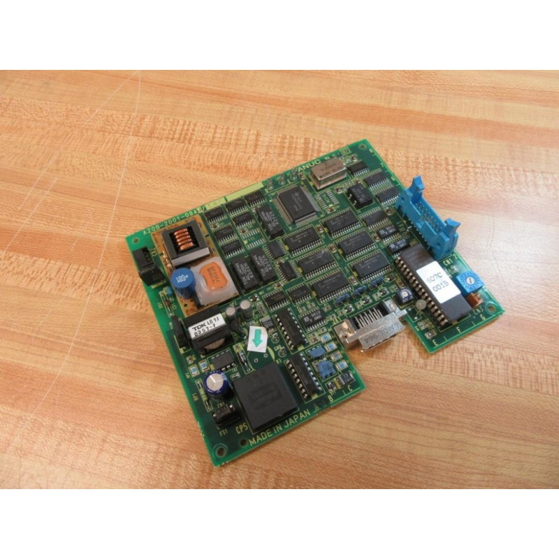 Used Fanuc A20B-2001-0840 Board In Good Condition