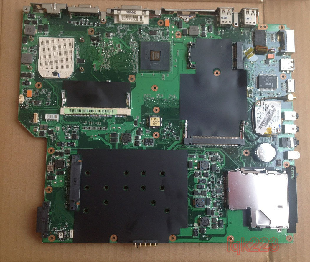 FOR ASUS A7T AMD Laptop Motherboard