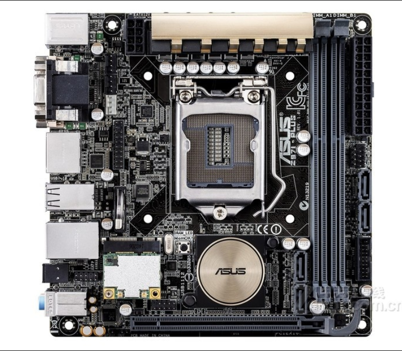ASUS Z97I-PLUS Motherboard Chipset Intel Z97 LGA1150 VGA And HDMI DVI DP