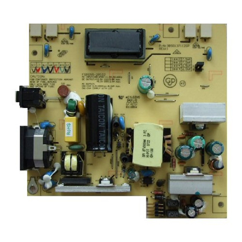 Power Unit For Acer X222W FSP055-2PI02P X221W