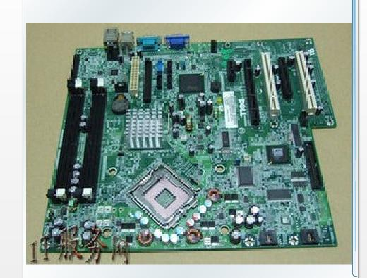 Server motherboard use for Dell PowerEdge SC440 NY776 YH299