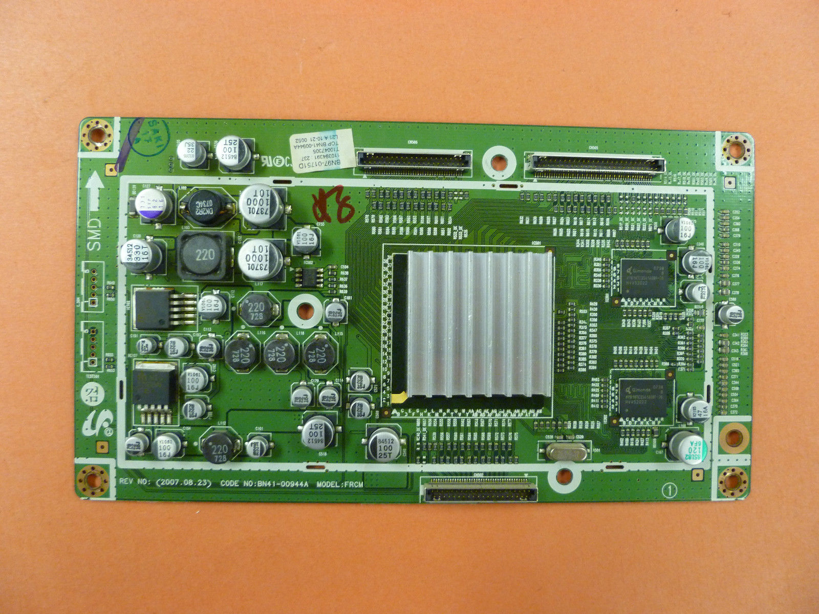 SAMAUNG LCD TV VIDEO BOARD BN41-00944A FRCM FROM LN-T4071F