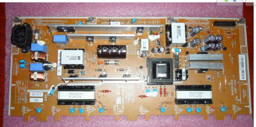 Samsung BN44-00261B Power Supply Backlight Inverter