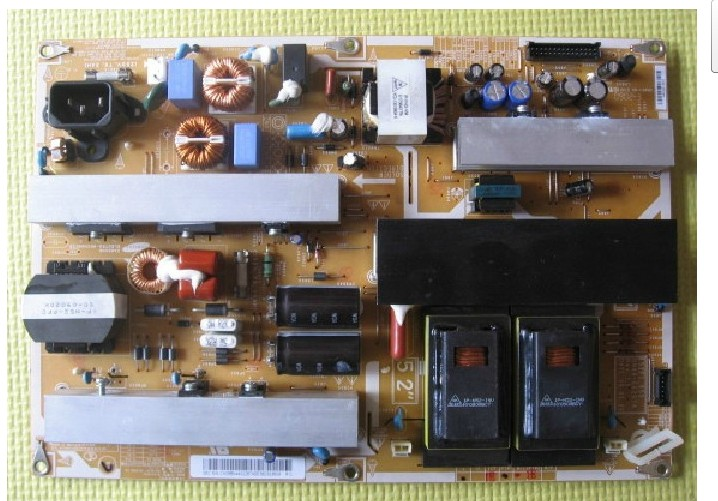 Samsung LCD TV Power Supply Board : BN44-00287A (Sub BN44-00267A