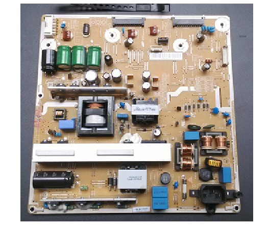 Samsung PN43F4500AF Power Supply Board BN44-00598B