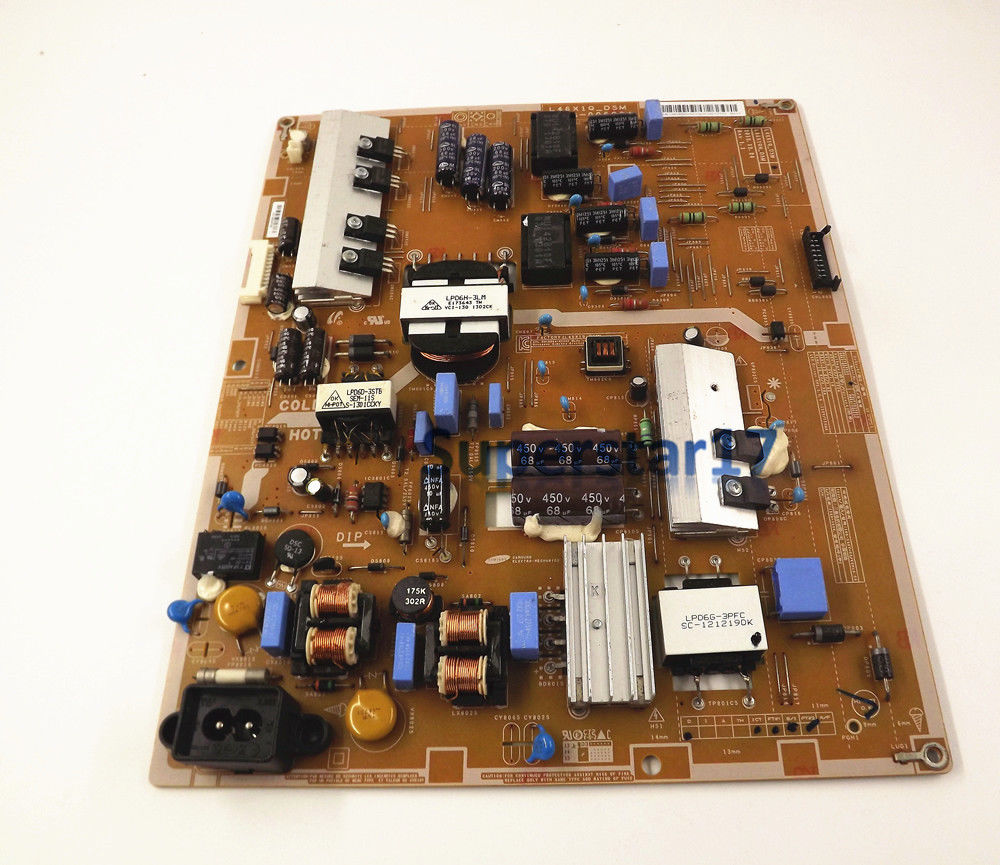 Samsung Power Supply Board BN44-00623A For UN46F6800AFXZA UN46F6
