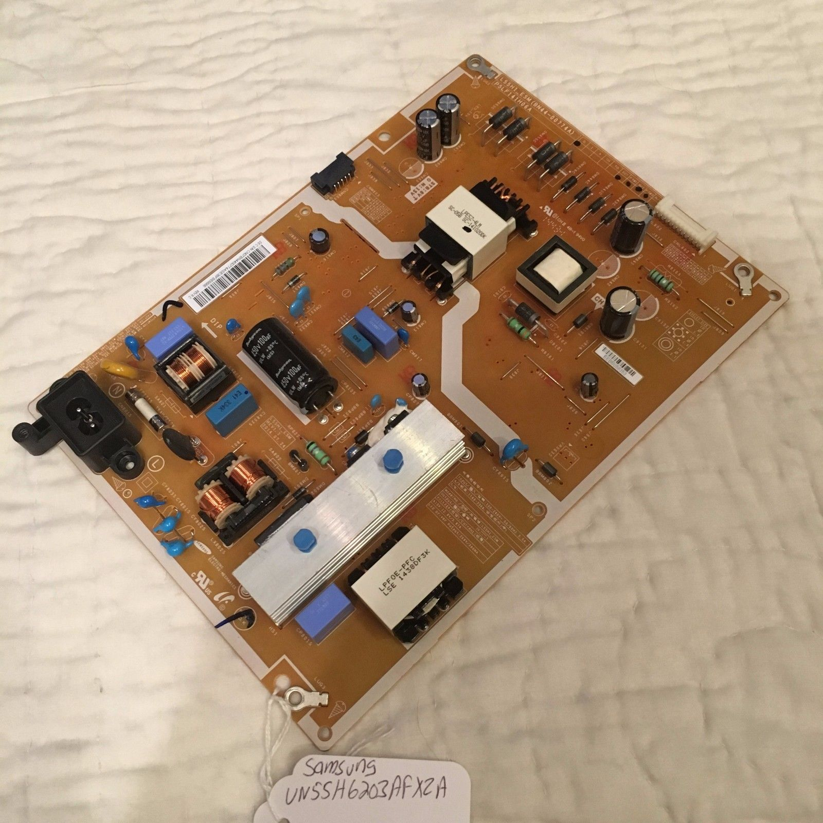 SAMSUNG BN44-00774A POWER SUPPLY BOARD FOR UN60J6200A AND OTHER