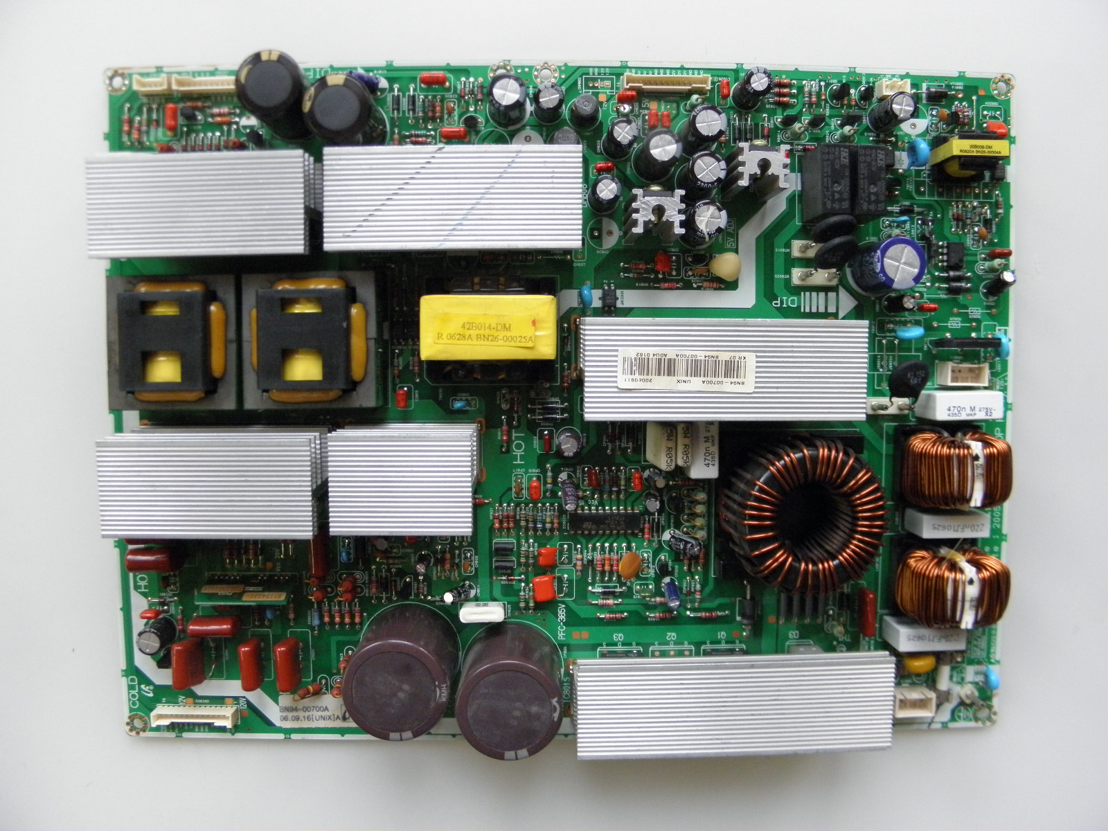 SAMSUNG BN94-00700A POWER SUPPLY BOARD