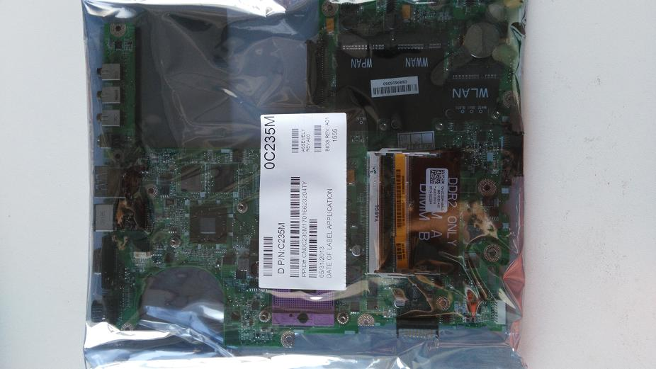 NEW Dell Studio 1555 Intel PM45 Motherboard C235M 0C235M CN-0C23
