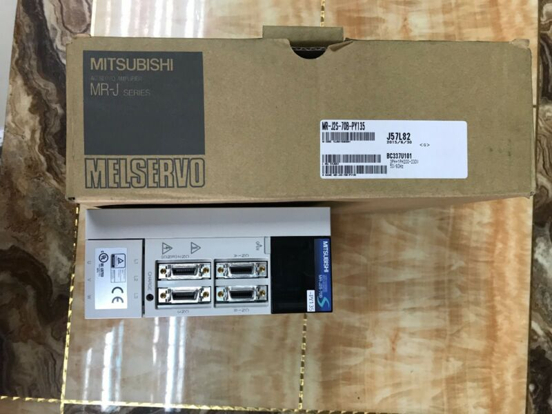1PC MITSUBISHI AC SERVO DRIVER MR-J2S-70B-PY135 NEW EXPEDITED SHIPPING