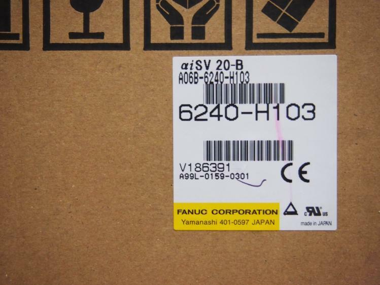 NEW IN BOX FANUC SERVO AMPLIFIER A06B-6240-H103 EXPEDITED SHIPPING