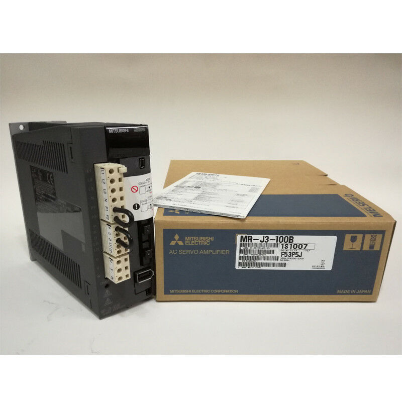 MITSUBISHI AC SERVO DRIVER MR-J3-100B MRJ3100B NEW EXPEDITED SHIPPING
