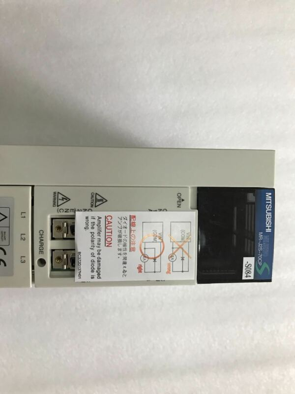 1PC MITSUBISHI AC SERVO DRIVER MR-J2S-70CP-S084 NEW ORIGINAL
