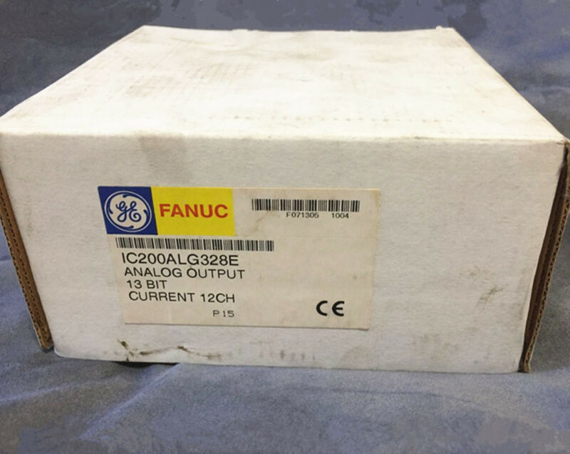 NEW ORIGINAL GE FANUC PLC MODULE IC200ALG328 EXPEDITED SHIPPING
