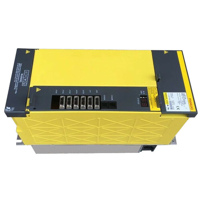 NEW ORIGINAL FANUC SERVO AMPLIFIER A06B-6112-H022#H550 EXPEDITED SHIPPING