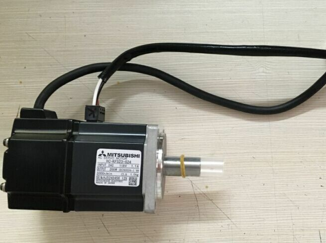 MITSUBISHI AC SERVO MOTOR HC-KFS23-S24 NEW ORIGINAL EXPEDITED SHIPPING