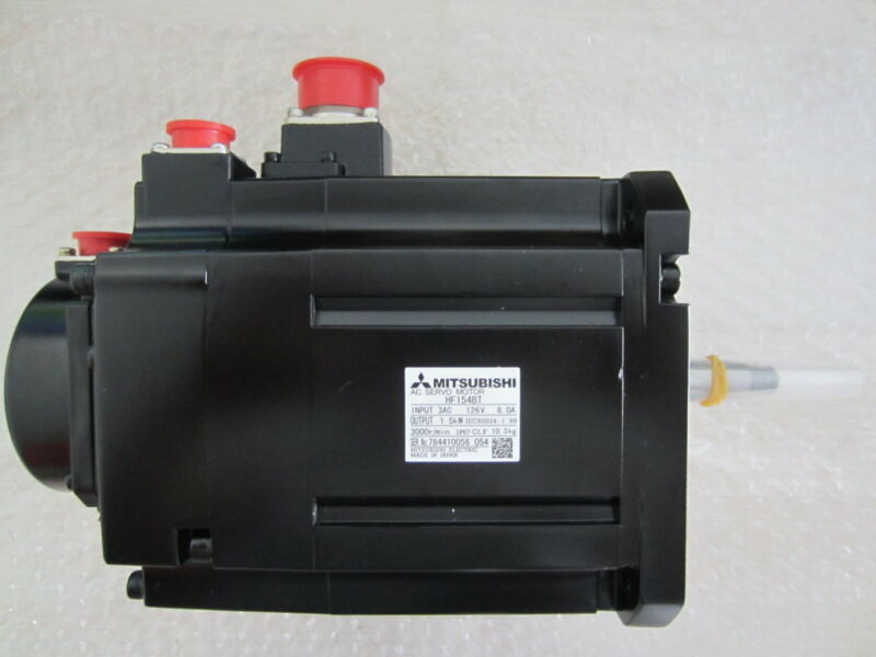 1PC MITSUBISHI HF154BT-A48 AC SERVO MOTOR NEW ORIGINAL EXPEDITED SHIPPING