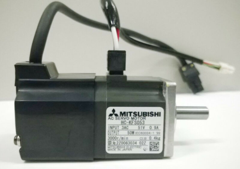 MITSUBISHI AC SERVO MOTOR HC-KFS053 NEW ORIGINAL EXPEDITED SHIPPING