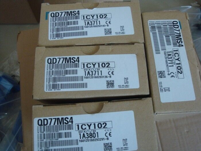 1PC NEW MITSUBISHI SIMPLE MOTION UNIT QD77MS4 EXPEDITED SHIPPING