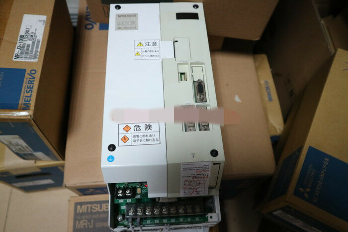 NEW MITSUBISHI AC SERVO DRIVER MR-H500BN MRH500BN EXPEDITED SHIPPING