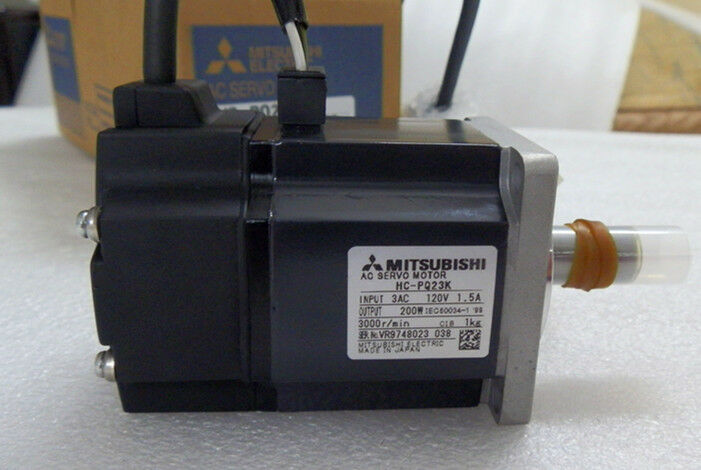 MITSUBISHI AC SERVO MOTOR HC-PQ23K HCPQ23K NEW ORIGINAL EXPEDITED SHIPPING