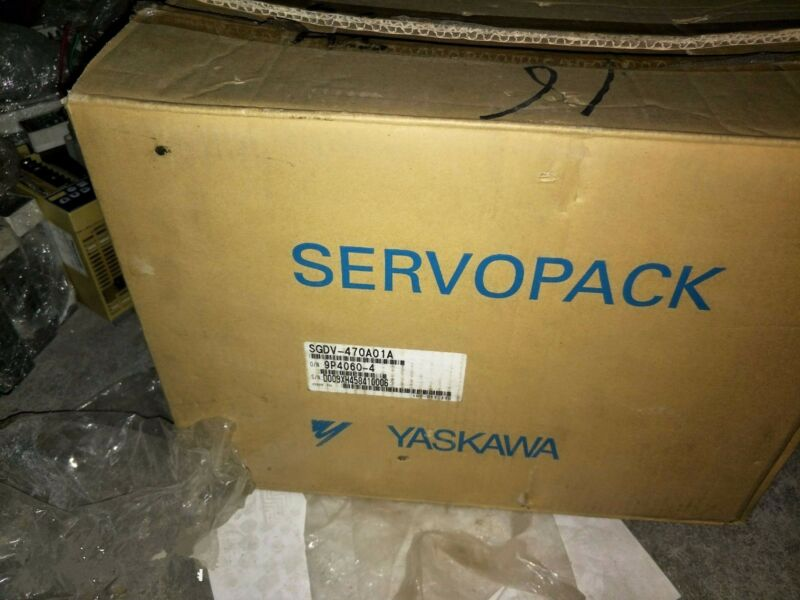 NEW YASKAWA AC SERVO DRIVER SGDV-470A01A SGDV-470A01A002000 EXPEDITED SHIP