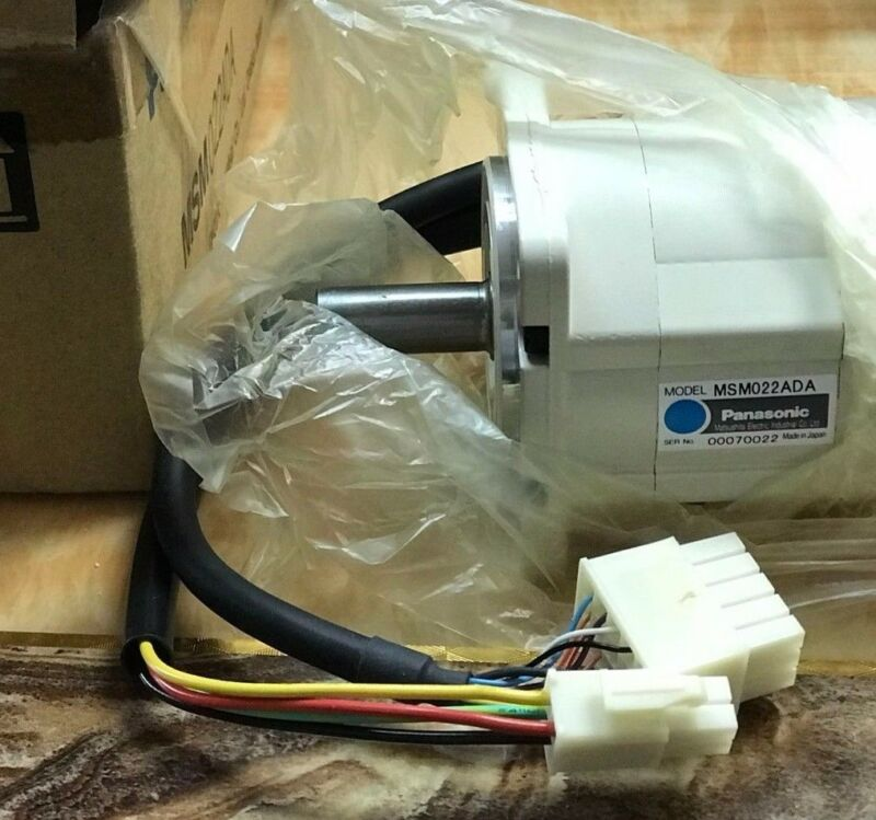 PANASONIC AC SERVO MOTOR MSM022ADA NEW ORIGINAL EXPEDITED SHIPPING