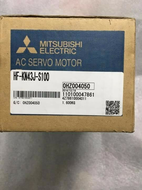 1PC MITSUBISHI AC SERVO MOTOR HF-KN43J-S100 NEW ORIGINAL EXPEDITED SHIPPING