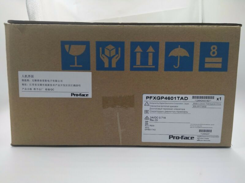 NEW ORIGINAL PROFACE TOUCH SCREEN PFXGP4601TAD GP4601TAD EXPEDITED SHIPPING