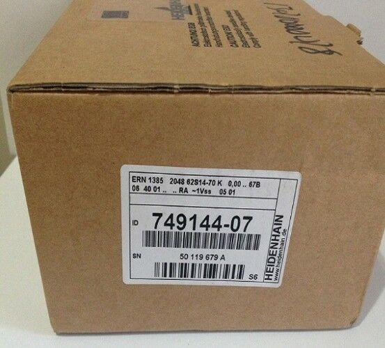 HEIDENHAIN ENCODER ERN 1385 2048 62S14-70 NEW ORIGINAL