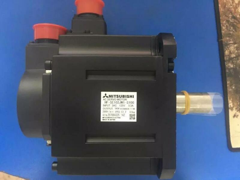 MITSUBISHI AC SERVO MOTOR HF-SE102JW1-S100 NEW ORIGINAL EXPEDITED SHIPPING