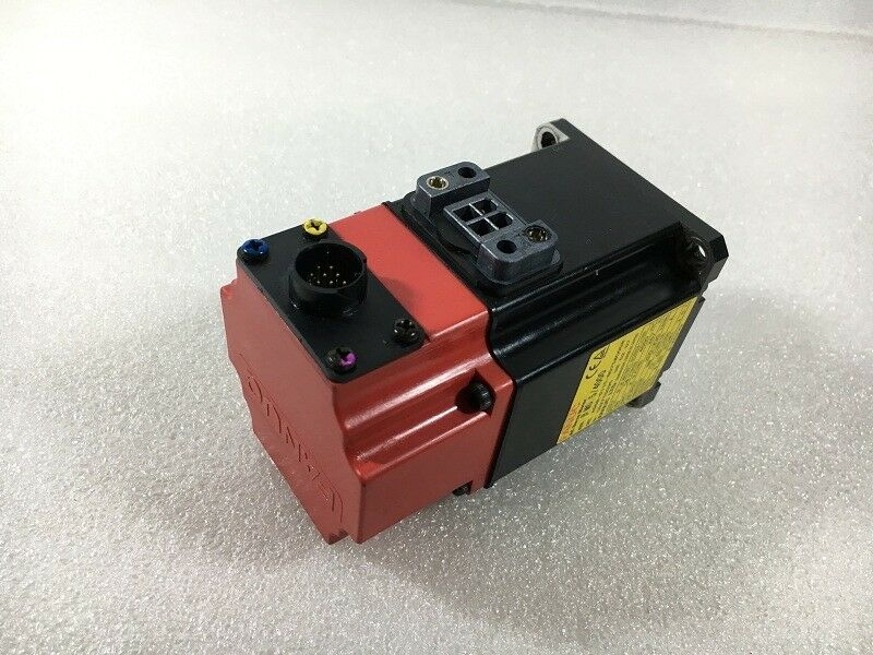 1PC USED FANUC AC SERVO MOTOR A06B-0115-B075#0008 EXPEDITED SHIPPING