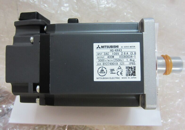1PC MITSUBISHI SERVO MOTOR HG-KR43 HGKR43 NEW ORIGINAL EXPEDITED SHIPPING