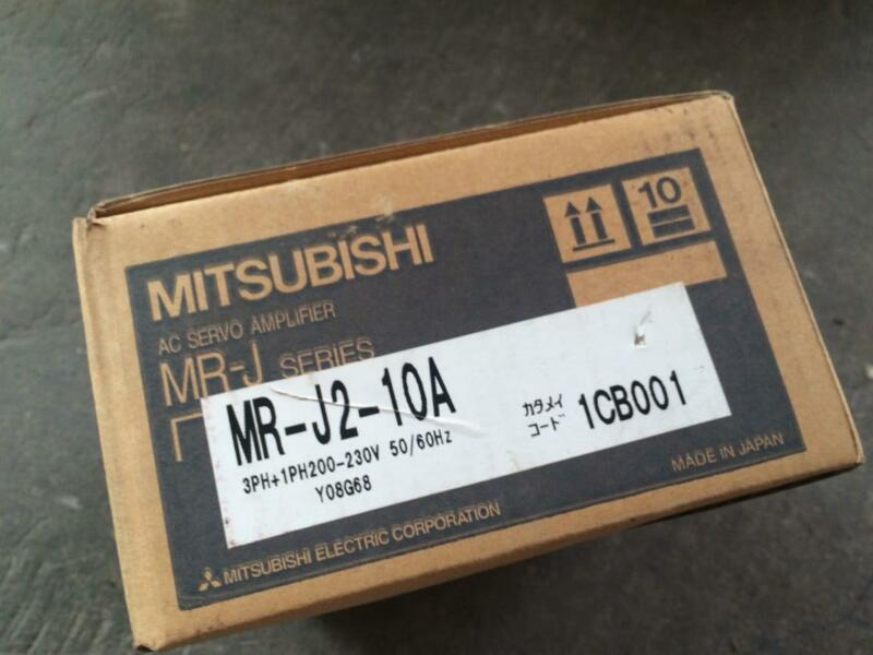 1PC NEW ORIGINAL MITSUBISHI AC SERVO DRIVER MR-J2-10A MR-J210A SHIPPING